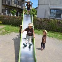 Preschool 公園に行きました!
