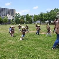 Preschool 公園遊び