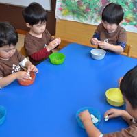 Preschool Cooking !!