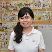 Bilingual Teacher</BR> Megumi